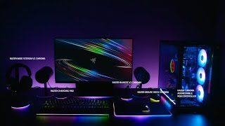 Razer Chroma | Audio Visualize…