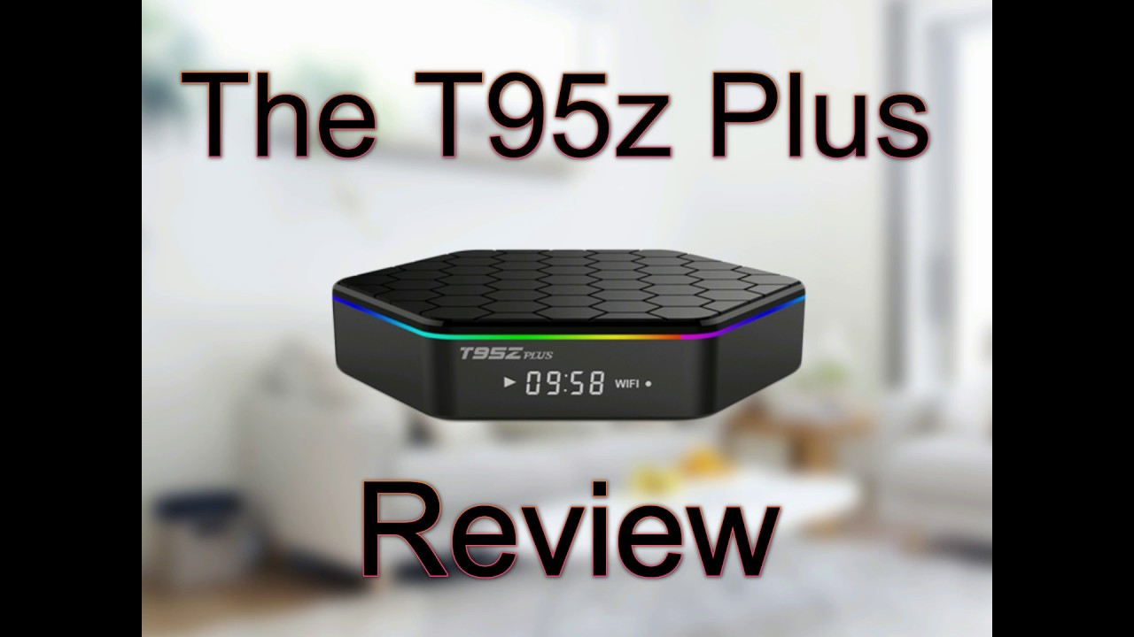 T95z Plus - StreamTVUK Review & Demo this new Android Kodi Streaming Box