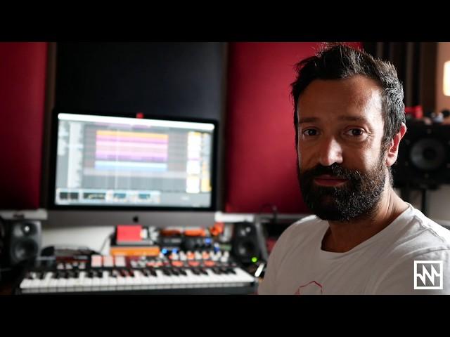 In The Studio: Gerard Sidhu