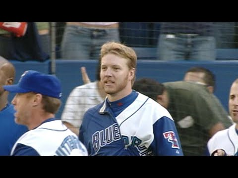 DET@TOR: Halladay tosses a 10-inning shutout in 2003
