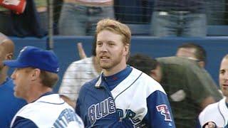 DET@TOR: Halladay tosses a 10-inning shutout in 2003