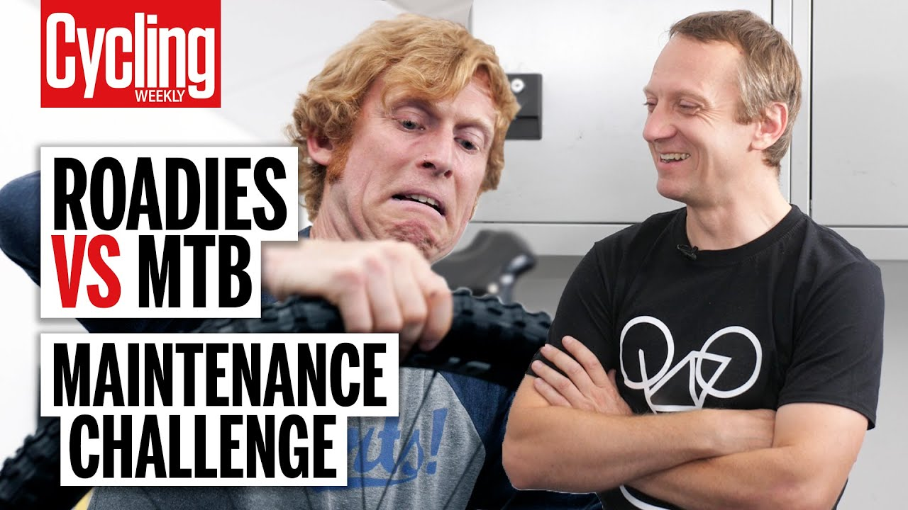 Roadies V Mountain Bikers: Who Are The Best Home Mechanics?   Workshop Challenge   Cycling Weekly