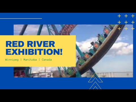 Red River Exhibition 2015! Winnipeg, Canada