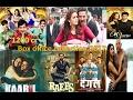 Box office collection Jolly LLB 2, Kung Fu Yoga, Raees, Kaabil, OK janu, XXX , Harakhor 2017.