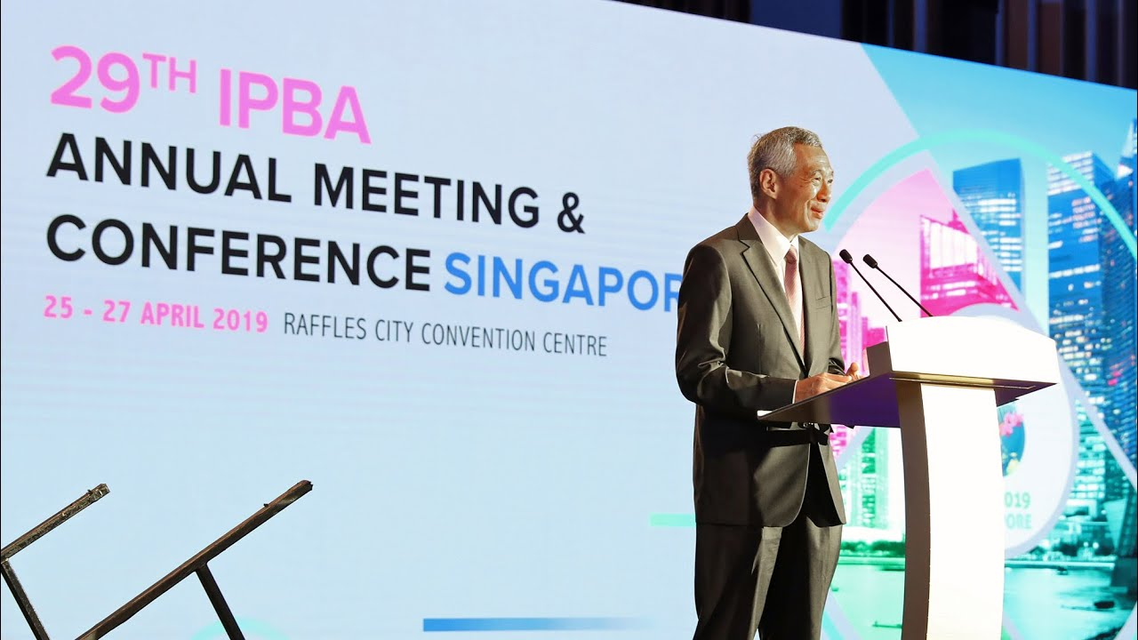 PMO | PM Lee Hsien Loong at the 29th Inter-Pacific Bar