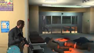 GTA IV Серия 12  Захват Больницы или ЧИТЫ!