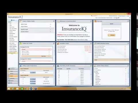 InsuranceIQ Admin Console Training