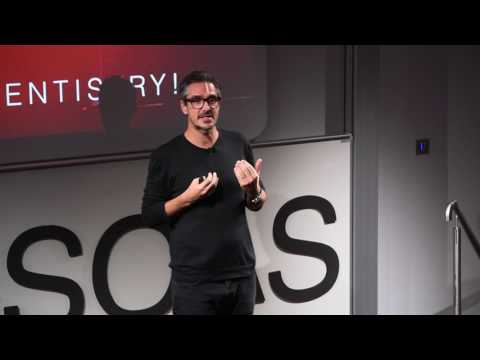 #POSITIVE DENTISTRY How Technology is Changing the Future of Dentistry | Miguel Stanley | TEDxSOAS