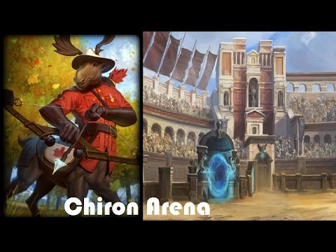 Smite Chiron Arena #190 **Well Then..**