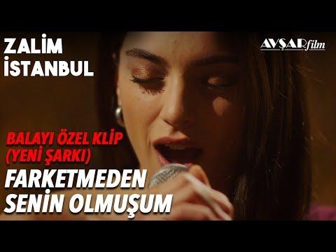 Cemre'den Balayı Şarkısı🎙FARKETMEDEN SENİN OLMUŞUM💘 (Özel Klip) | Zalim İstanbul 22. Bölüm