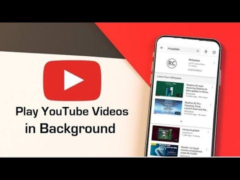How to run YouTube music in background:use YouTube when screen is off:run YouTube in screen android