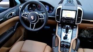 Porsche Cayenne 2015 Videos