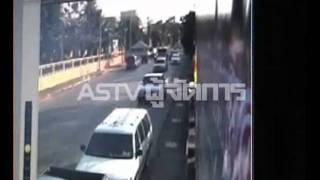 CCTV Bomb Pattani