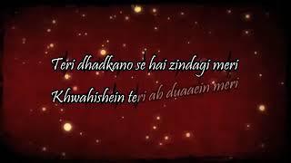 Hamdard...(Ek Villain)... By... Arijit singh...WhatsApp status song!