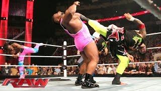 Eight-Man Tag Team Tables Match: Raw, February 8, 2016