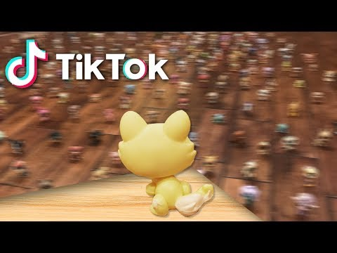 "LPS: TikTok ""Someone Like You"" Adele Gummy Bear Concert Meme WITH LPS"