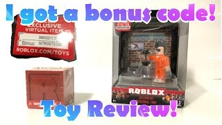Unboxing The New Roblox Personal Time And A Roblox Mystery Box I GOT A BONUS CODE!!!