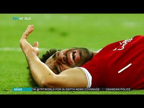 Klopp is doubtful about Salah's fitness for World Cup