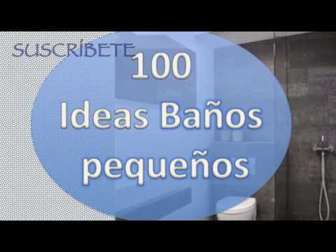 IDEAS PARA BAÑOS PEQUEÑOS | 100 Ideas De Decoración Para Baños Pequeños | AVanguardia