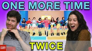 "TWICE ""ONE MORE TIME"" • Fomo Daily Reacts"