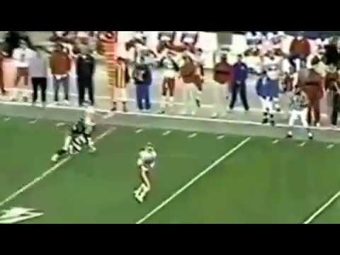 Best juke Dante Hall breaking ankles