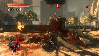 Prototype 2 Gameplay on NVIDIA® GeForce® GT 540M