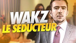 WAKZ LE SÉDUCTEUR FOU ! | SUPER SEDUCER [#1] avec WAKZ & LRB