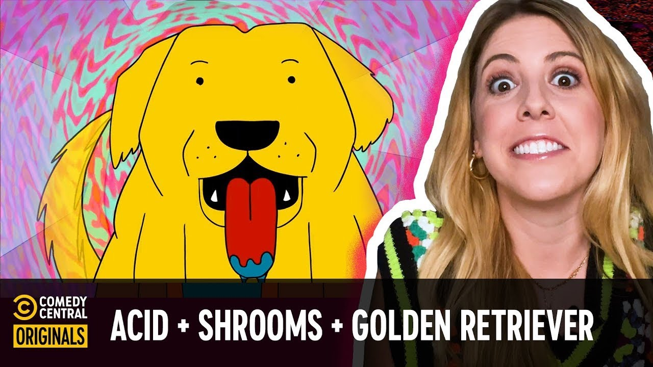 Falling in Love with a Dog on Acid (ft. Hanna Dickinson) – Tales from the Trip