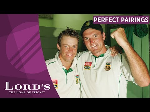 Graeme Smith & AB de Villiers | Perfect Pairings