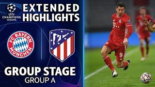 FC Bayern Munich vs. Atlético: Extended Highlights   UCL on CBS Sports