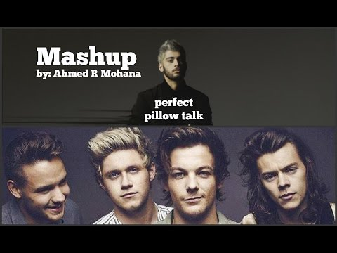 Zayn Malik & One Direction \ ( perfect - pillow talk )