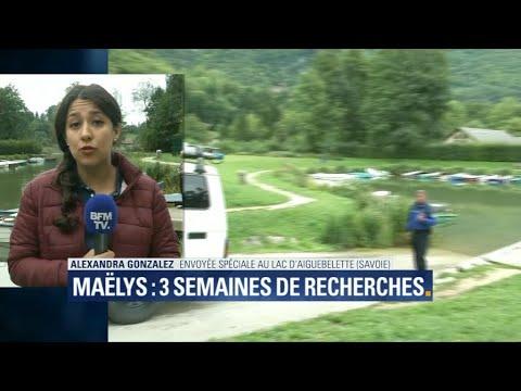 Disparition de Maëlys: pourquoi les recherches se concentrent sur le lac d'Aiguebelette