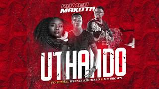 Romeo Makota - Uthando ft. Winnie Khumalo & Mr Brown (Audio)