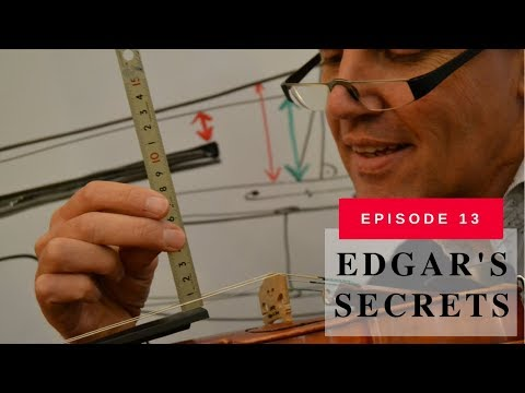 Ep. 13: The String Height