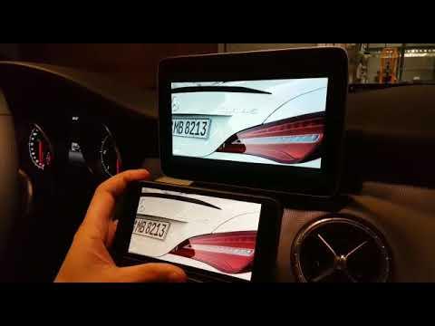 Mercedes NTG5 Audio & Video Interface