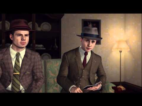 LA NOIRE - The Up and Up Achievement - The Driver's Seat 5 stars