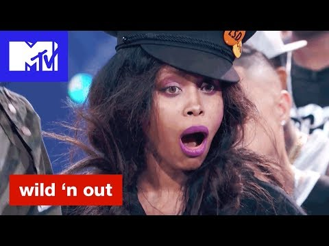 Erykah Badu's LSD Hat Stands For Long Slim D*ck?   Wild 'N Out   #Wildstyle