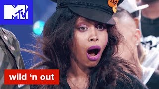 Erykah Badu's LSD Hat Stands For Long Slim D*ck? | Wild 'N Out | #Wildstyle