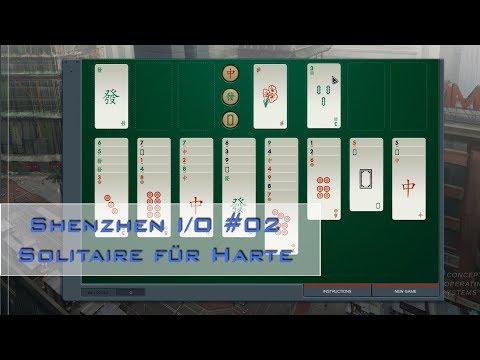 Solitaire für Harte - Shenzhen I/O #02