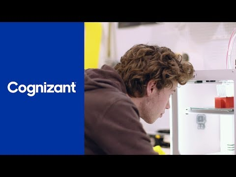 Reimagine Your Business With Digital | Cognizant Digital Studio, Amsterdam