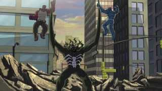 """Marvel's Hulk and the Agents of S.M.A.S.H. Season 1 Episode 15 """"The Venom Inside"""" Clip"""
