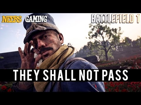 Battlefield 1: They Shall Not Pass Maps