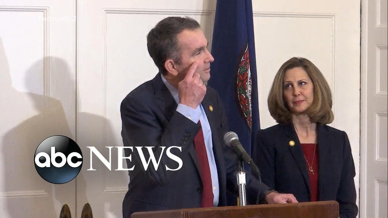 Virginia governor mulls future amid blackface scandal