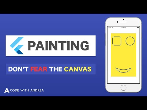 Flutter Custom Painting: Do Not Fear The Canvas