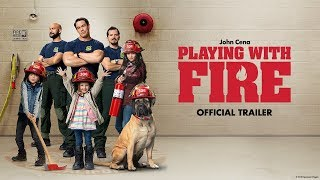 Playing With Fire  Official Trailer