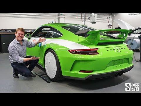 My Porsche 911 GT3 is READY! | GARAGE