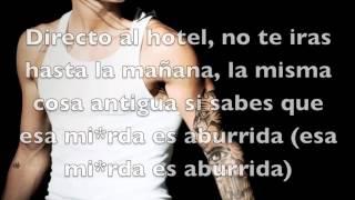 Foreign (Remix) - Trey Songz ft Justin Bieber - Letra traducida al español