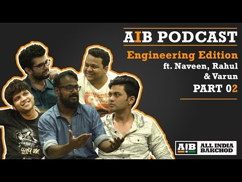 AIB Podcast: Honest Engineers (Part 02)