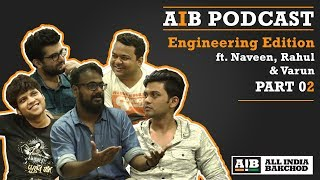 AIB Podcast: Honest Engineers (Part 02) thumbnail
