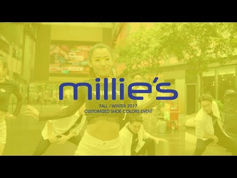 "millie's 2017 ""Customize"